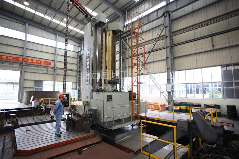 T6920D CNC Floor Type Boring and Milling Machine