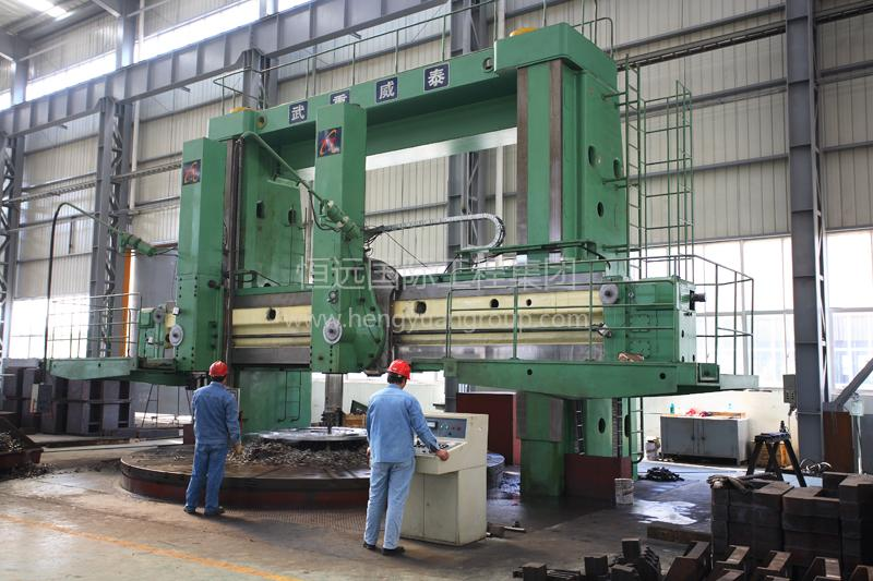 Double-Column Vertical Lathe 6,300×3,800 mm